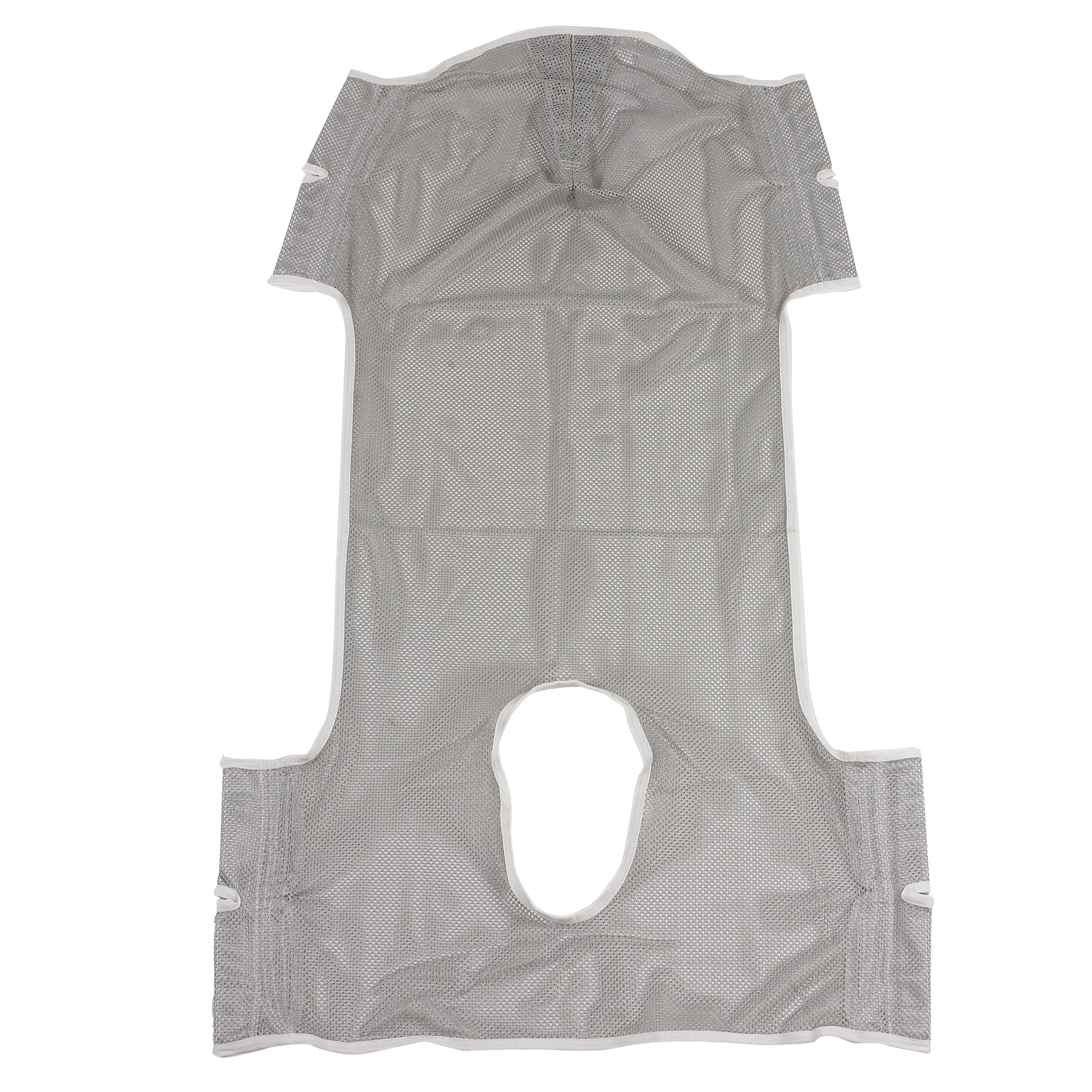 Drive Medical - Patient Lift Commode Sling with Head Support