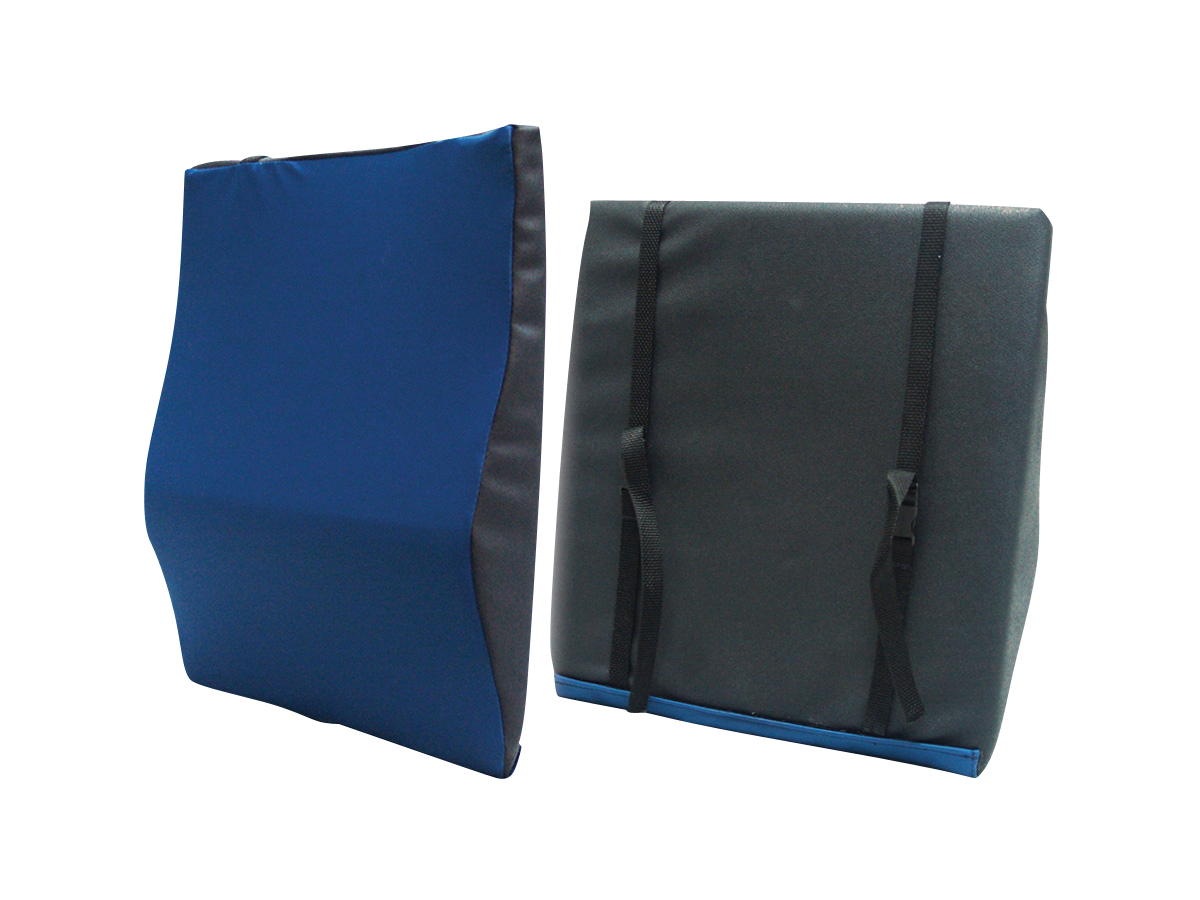 Drive Medical - General Use Back Cushion with Lumbar Support