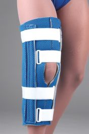 Fla Breathable Universal Cutaway Knee Immobilizer