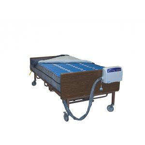 """Med Aire Plus Bariatric Low Air Loss Mattress Replacement System, 80"""" x 42"""""""