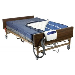 """Med Aire Plus Bariatric Low Air Loss Mattress Replacement System, 80"""" x 54"""""""