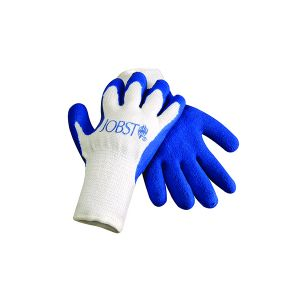 JOBST - Donning Gloves Latex w/Jobst Logo