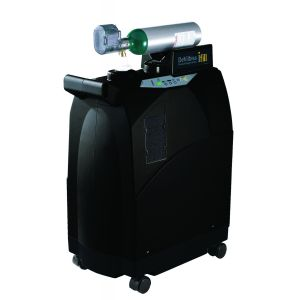 iFill Personal Oxygen Station with Integrated 870 Post Valve and Case