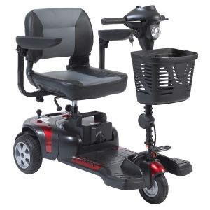 Drive Medical - Phoenix Heavy Duty Power Scooter, 3 Wheel