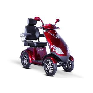 EWheels - EW-72 Heavy Duty 4 Wheel Scooter