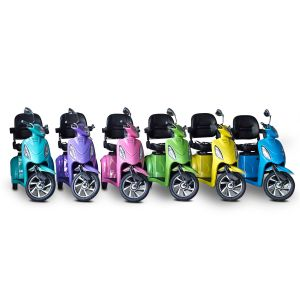EWheels - EW-85 Jelly Bean Collection 3 Wheel Scooter