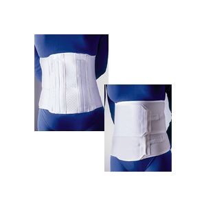 FLA - Deluxe Lumbar Sacral Support 11""