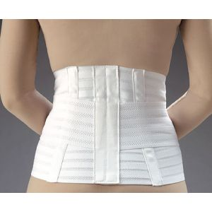 FLA - Ventilated Lumbar Support w/Abdominal Belt