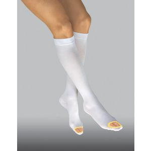 Activa - Anti-Embolism Thigh-High w/Inspection Toe 18 mmHg