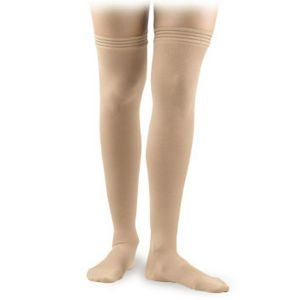Activa - Surgical Weight Thigh-High w/Band 30-40 mmHg