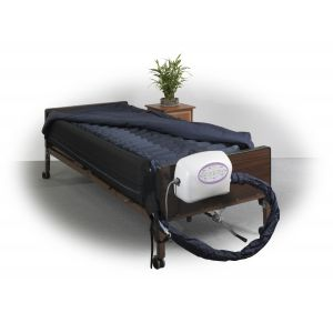 """Lateral Rotation Mattress with on Demand Low Air Loss, 10"""""""