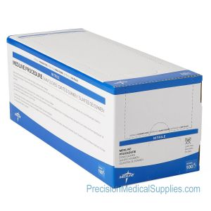 Medline - Sterile Nitrile Exam Gloves