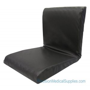 Medline - Therapeutic Foam Seat & Back Cushion