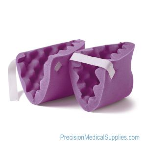 Medline - Convoluted Foam Heel Protectors