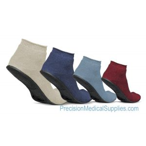 Medline - Sure-Grip Terrycloth Slippers