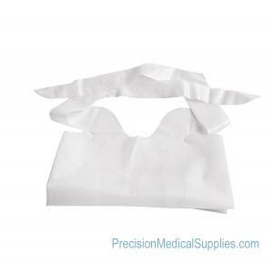 Medline - Waterproof Plastic Bibs