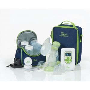 DriveMedical - Pure Expressions Deluxe Dual Channel Electric Breast Pump