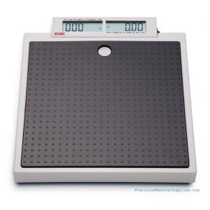 Seca - Mobile Medical Flat Scale with Double Displays