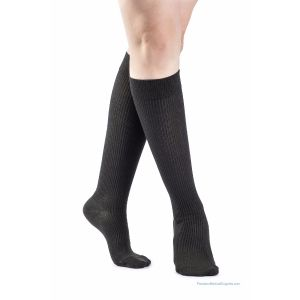 Sigvaris - 146 Women's Casual Cotton Knee-High 15-20mmHg