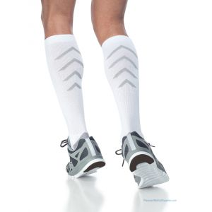 Sigvaris - 401 Athletic Recovery Socks Knee-High 15-20mmHg