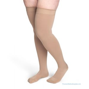 Sigvaris - 550 Women's Secure Thigh-High With Grip-Top 30-40mmHg