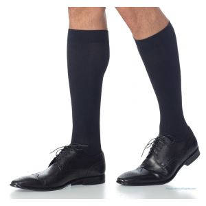 Sigvaris - 820 Men's Midtown Microfiber Knee-High 15-20mmHg