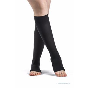 Sigvaris - 860 Select Comfort Knee-High Open-Toe 30-40mmHg