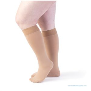 Sigvaris - 550 Women's Secure Knee-High With Grip-Top 40-50mmHg