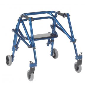 Inspired By Drive - Nimbo 2G Lightweight Posterior Walker with Seat