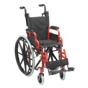 Inspired By Drive - Wallaby Pediatric Folding Wheelchair
