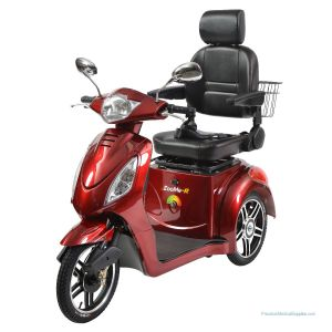 Drive Medical - ZooMe-R 3-Wheel Recreational Power Scooter zoome-r318cs