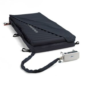 DeVilbiss Healthcare - Med-Aire Melody Alternating Pressure & Low Air Loss Mattress Replacement System