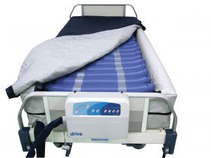 Med Aire Plus Defined Perimeter Low Air Loss Mattress Replacement System