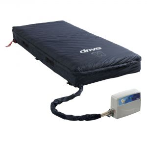 "Med-Aire Essential 8"" Alternating Pressure and Low Air Loss Mattress System"