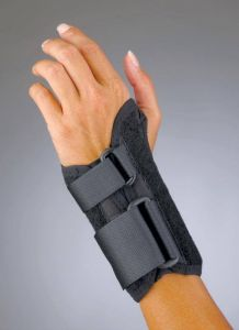 "FLA - ProLite 6"" Low Profile Wrist Splint"