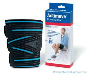 Actimove - PowerMotion Thigh Support
