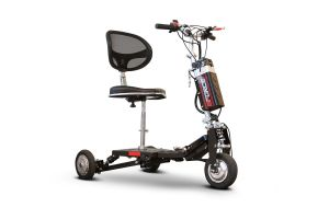 EWheels - Folding Lightweight portable AIRLINE approved scooter