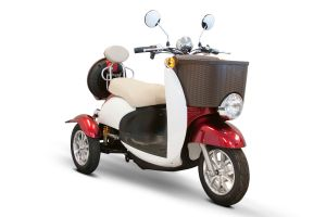 EWheels - Euro style 2 with Removable rear storage compartment
