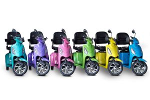 EWheels - Jelly Bean Collection 3 Wheel Scooter