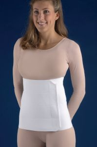 FLA - Four-Panel Surgical Abdominal Binder 12""