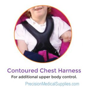 Inspired By Drive - P Pod Contoured Chest Harness