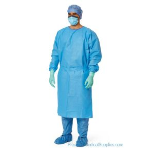Medline - AAMI Level 3 Premium Isolation Gowns