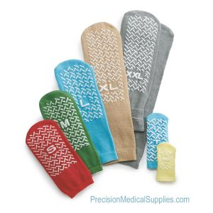 Medline - Single Tread Slippers