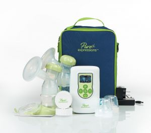 DriveMedical - Pure Expressions Dual Channel Electric Breast Pump