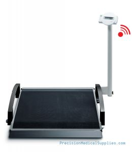 Seca - Digital Wheelchair Scale with Wireless Transmission