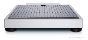 Seca - Flat Scale with Cable Remote Display