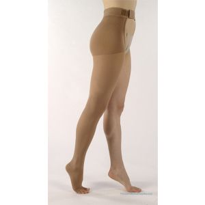 Sigvaris - 860 Select Comfort Thigh-High with Waist Attachment Open-Toe 20-30mmHg