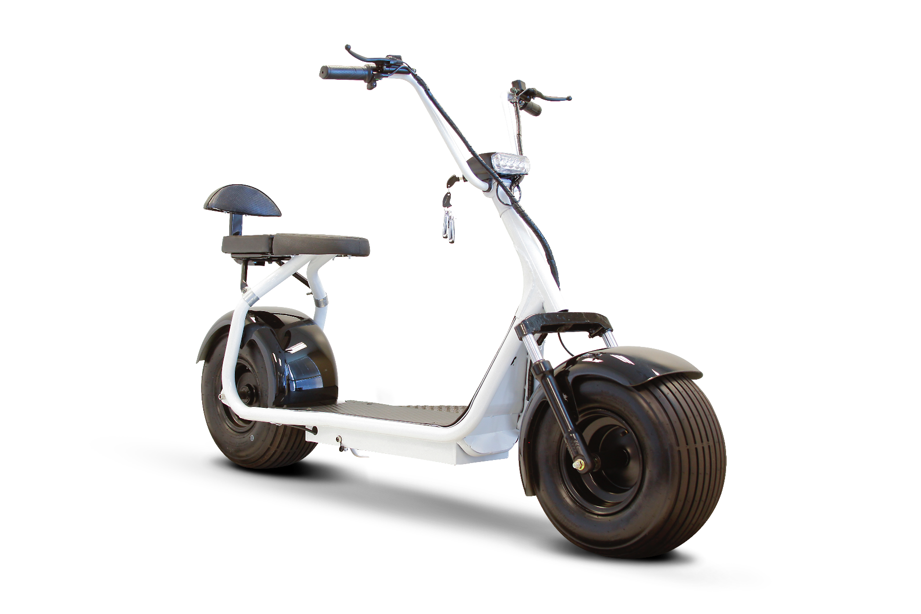 EWheels - EW-08 Fat Tire Electric Scooter
