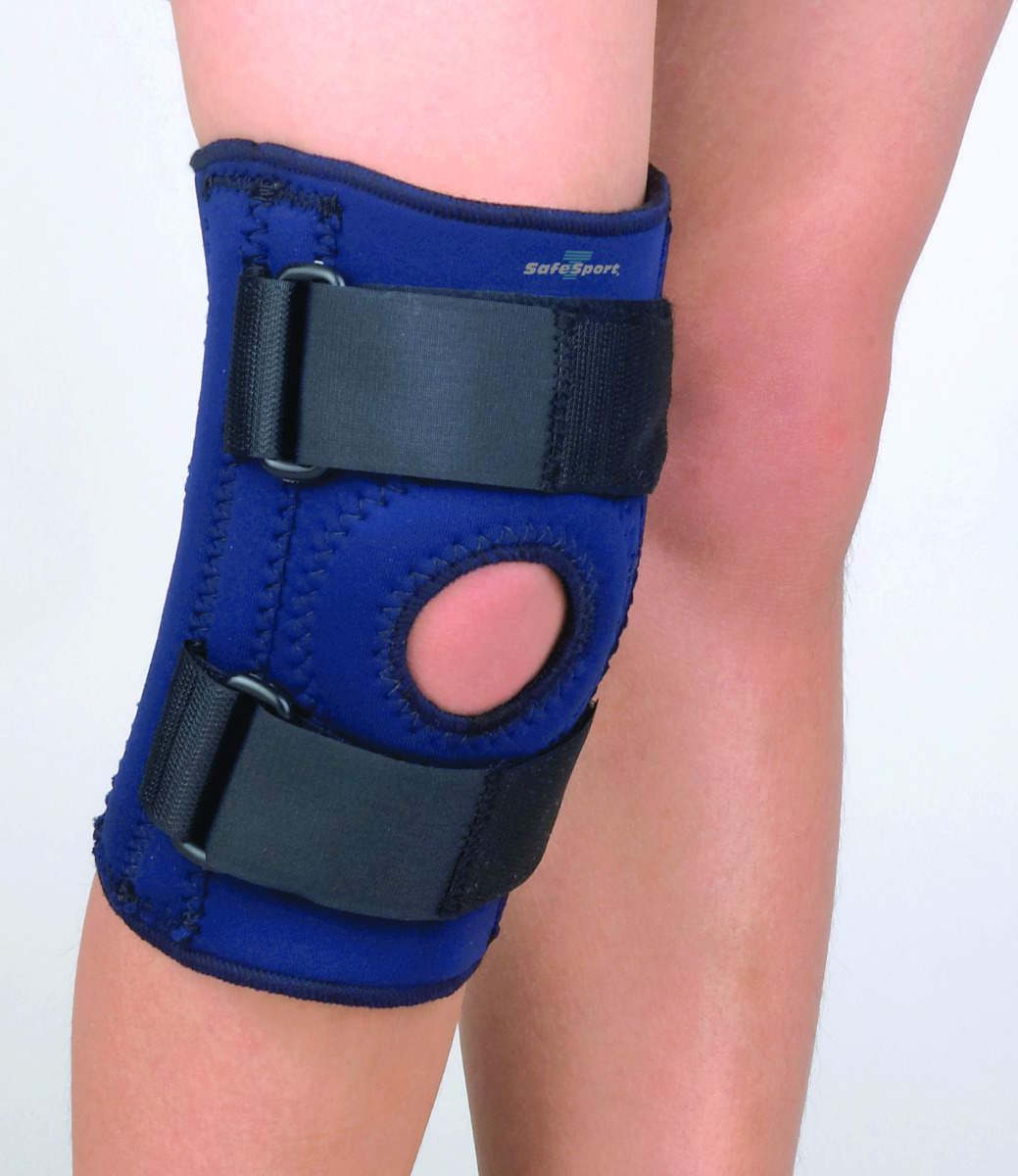 FLA - Pediatric Safe-T-Sport Stabilizing Knee Support
