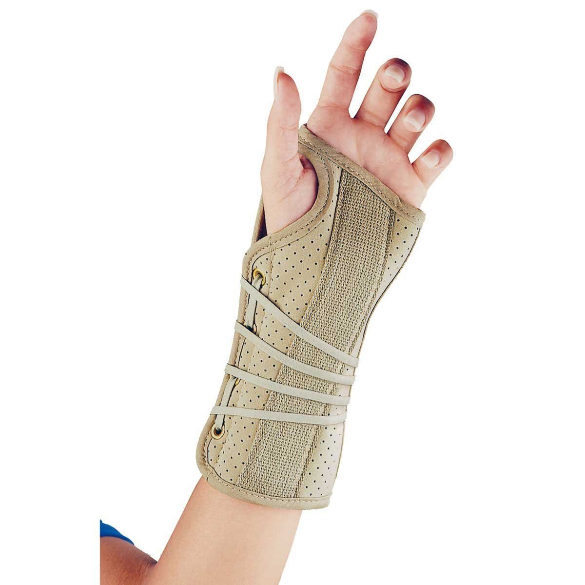 FLA - Soft Fit Suede Finish Wrist Brace